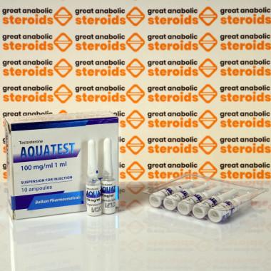 Aquatest 100 mg Balkan Pharmaceuticals
