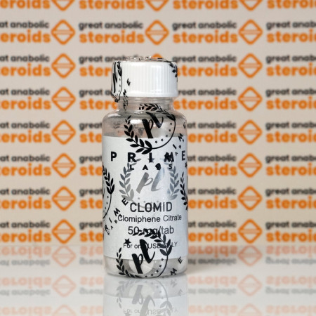 Clomid 50 mg Prime | GAS0127 buy