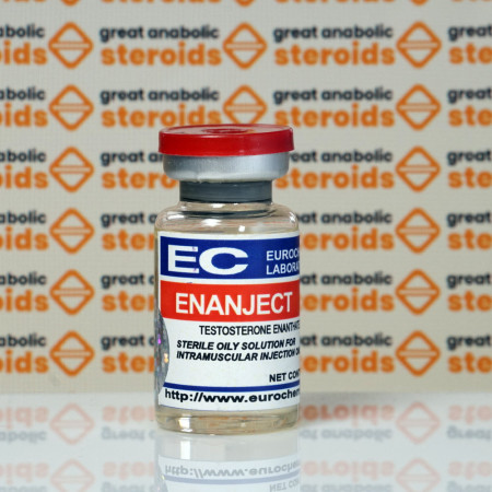 Enanject (Testosterone Enanthate) 250 mg Eurochem Labs | GAS0149 buy