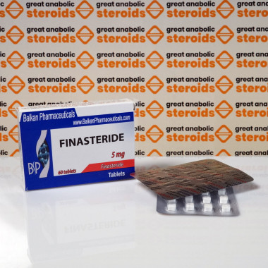 Finasteride 5 mg Balkan Pharmaceuticals
