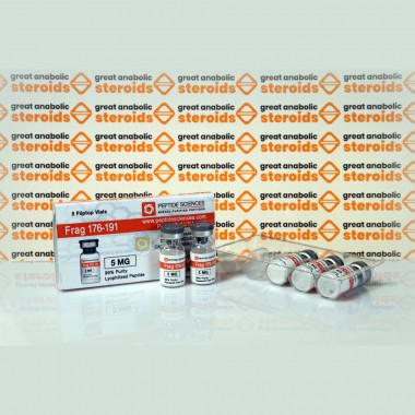 HGH Frag 176-191 5 mg Peptide Sciences