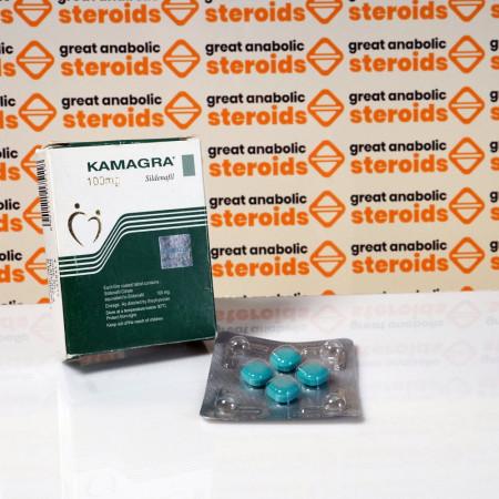 Kamagra (Viagra) 100 mg Ajanta Pharma