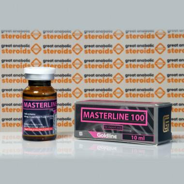 Masterline 100 mg Gold Line