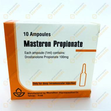 Masterolon Propionate 100 mg Aburaihan