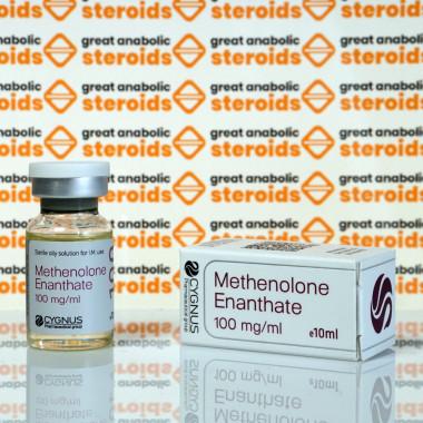 Methenolone Enanthate (Primobolan) 100 mg Cygnus