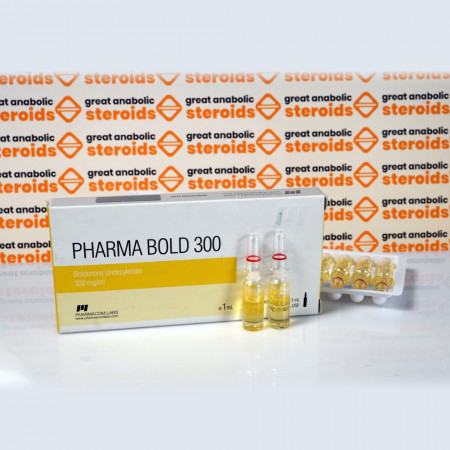 Pharma Bold 300 mg Pharmacom Labs