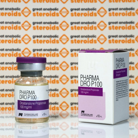 Pharma Dro P100 100 mg Pharmacom Labs