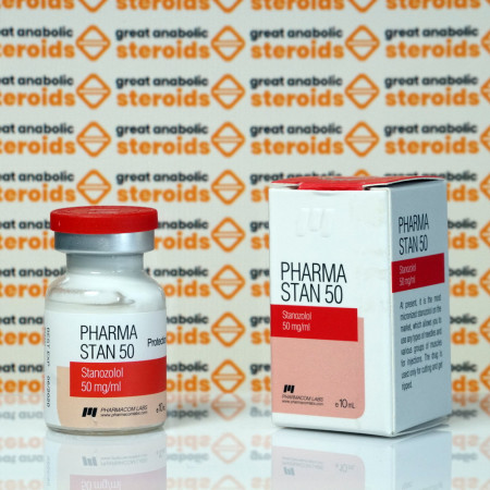 Pharma STAN 50 mg Pharmacom Labs