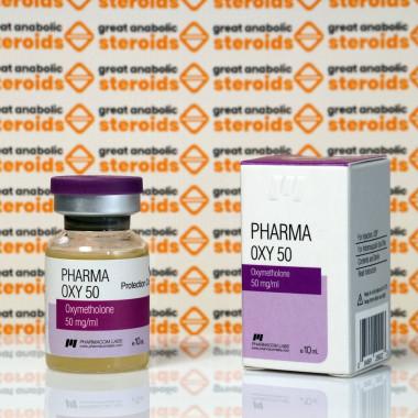 PharmaOxy 50 mg Pharmacom Labs