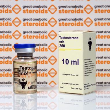 Testosterone mix 250 mg Moldavian Pharma