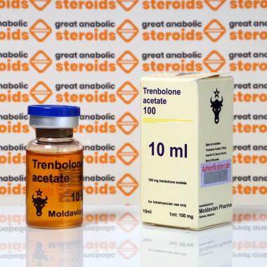 Trenbolone acetate 100 mg Moldavian Pharma
