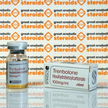 Trenbolone Hexahydrobenzylcarbonate 100 mg Cygnus